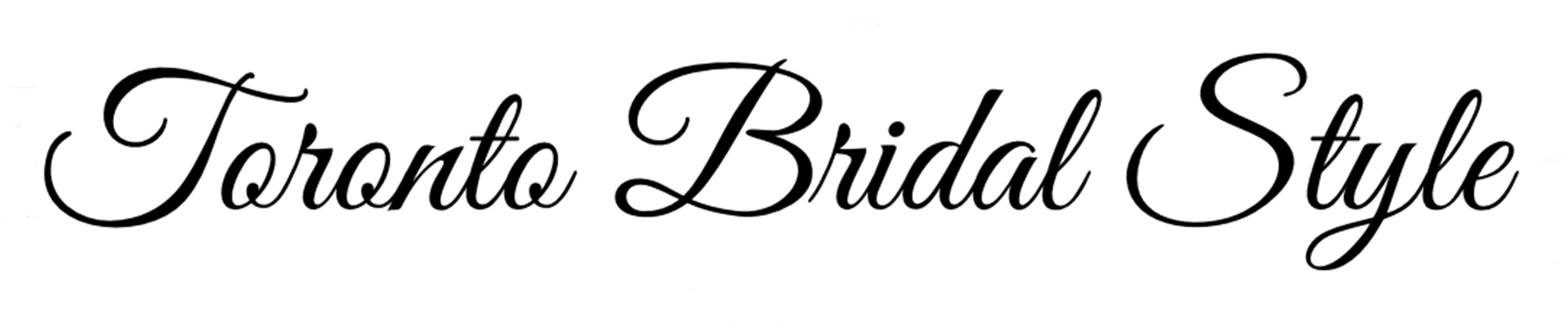 Toronto Bridal Style