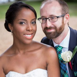toronto-bridal-style-black-african-caribbean-bride-natural makeup-updo-wedding hairstyle
