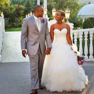 toronto-bridal-style-black couple-african-caribbean-bride-groom-wedding-makeup-luxury-glamorous-makeup artist-hairstylist