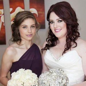 toronto-bridal-style-mississauga-redhead bride-wedding makeup-glamorous