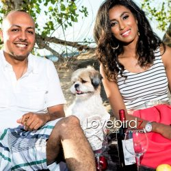 african-eritrian-ethiopian-black-couple-toronto-bridal-style-engagement-scarborough-bluffs-makeup-artist-hairstylist-engaged-puppy