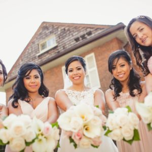 chinese-wedding-toronto-asian_bride-glam-smokey-bridal-makeup-phillippino-bridesmaids-flowers-blush-pink