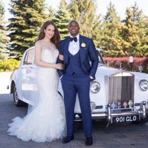 mixed-bride-caribbean-couple-groom-wedding-toronto-bridal-makeup-artist-hairstylist-limo-outdoor