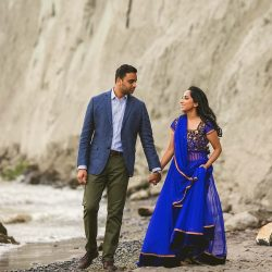 south-asian-engagement-scarborough-bluffs-toronto-makeup-artist-hairstylist-lengha